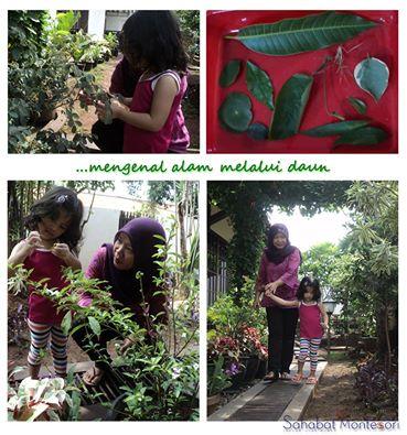 Tak kenal maka tak sayang.. Mari kita kenalkan anak-anak kita dengan alam, agar mereka tetap menjaga...