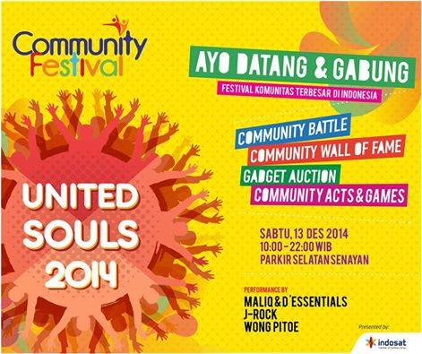 Selamat Pagi Ayahbunda... Hari sabtu ini Sahabat Motessori ada di acara Indosat community festival,...